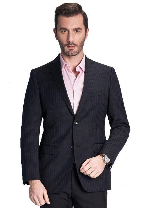 如何穿出定制西服的人格魅力?